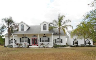 Residential exterior house painting Sarasota